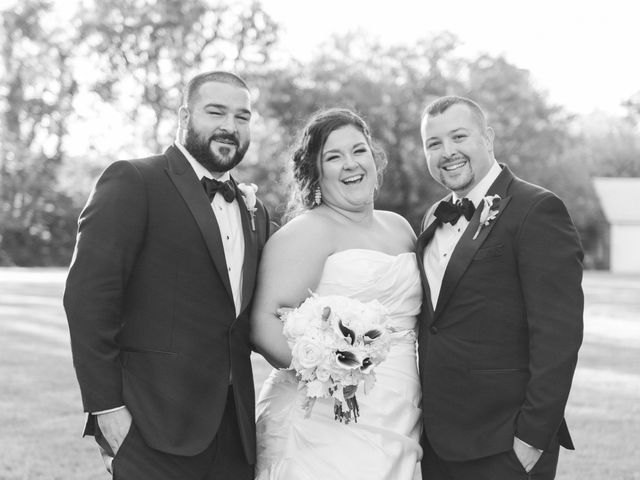 Brian and Rebeca's Wedding in Stevensville, Maryland 262