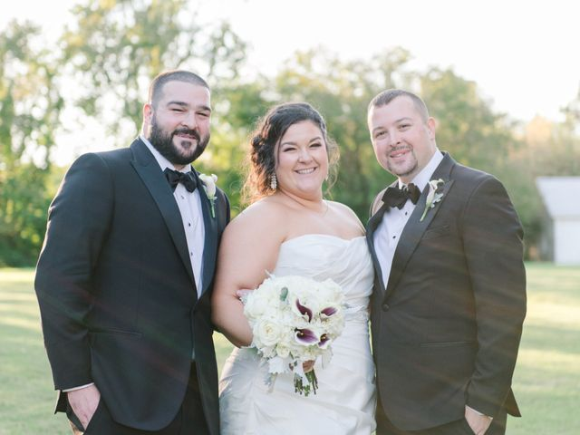 Brian and Rebeca's Wedding in Stevensville, Maryland 263