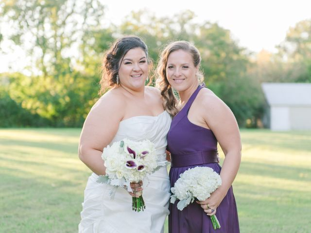 Brian and Rebeca's Wedding in Stevensville, Maryland 266