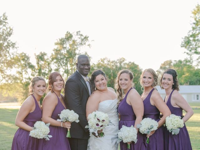 Brian and Rebeca's Wedding in Stevensville, Maryland 284