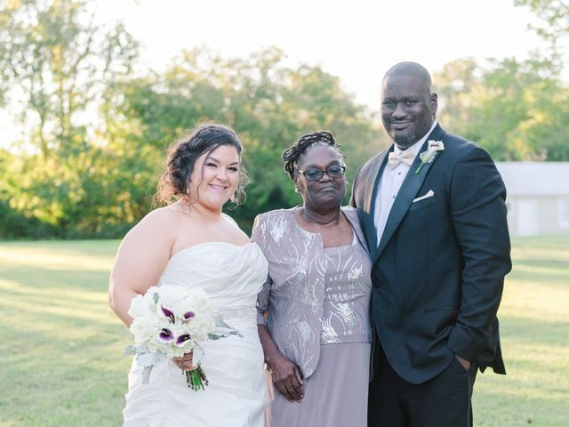 Brian and Rebeca's Wedding in Stevensville, Maryland 285