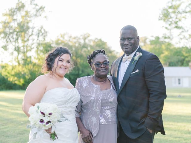Brian and Rebeca's Wedding in Stevensville, Maryland 286