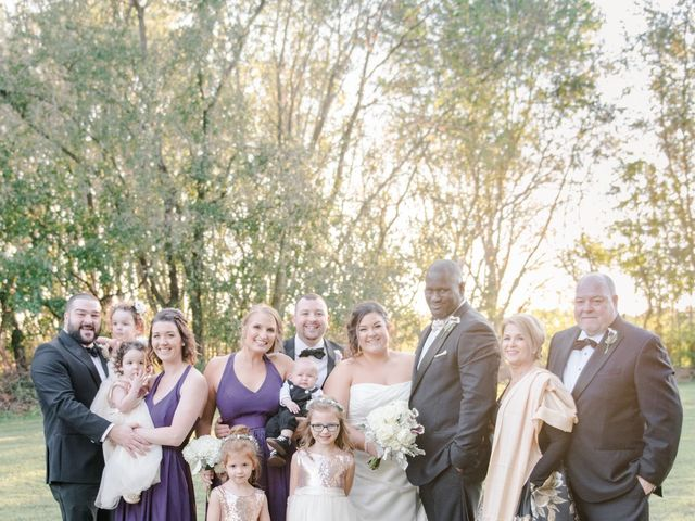 Brian and Rebeca's Wedding in Stevensville, Maryland 298