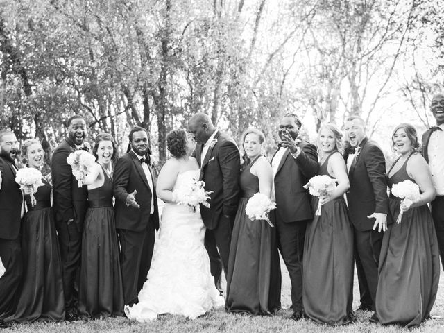 Brian and Rebeca's Wedding in Stevensville, Maryland 311