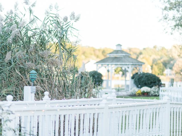 Brian and Rebeca's Wedding in Stevensville, Maryland 312