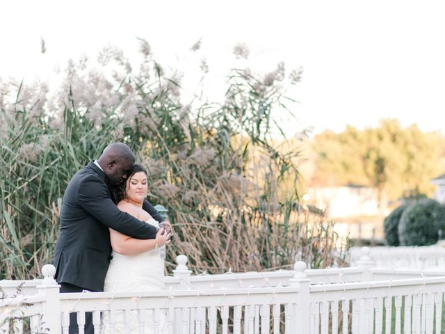 Brian and Rebeca's Wedding in Stevensville, Maryland 314