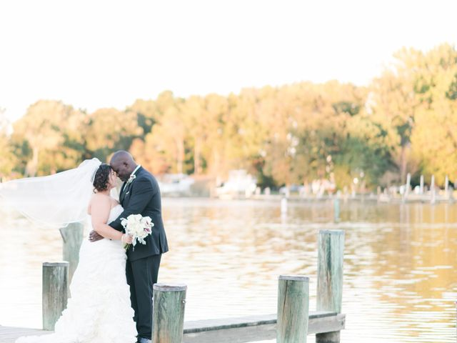 Brian and Rebeca's Wedding in Stevensville, Maryland 325