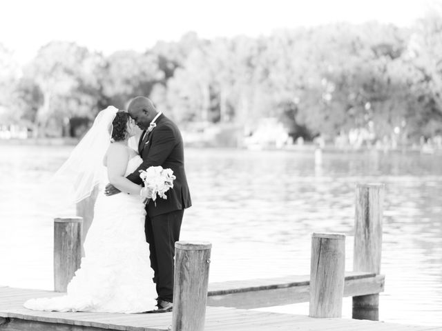 Brian and Rebeca's Wedding in Stevensville, Maryland 327