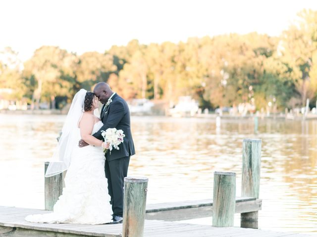Brian and Rebeca's Wedding in Stevensville, Maryland 328