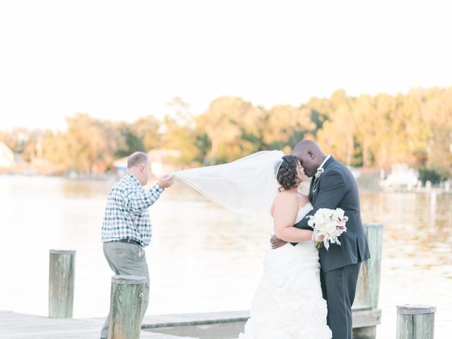 Brian and Rebeca's Wedding in Stevensville, Maryland 329