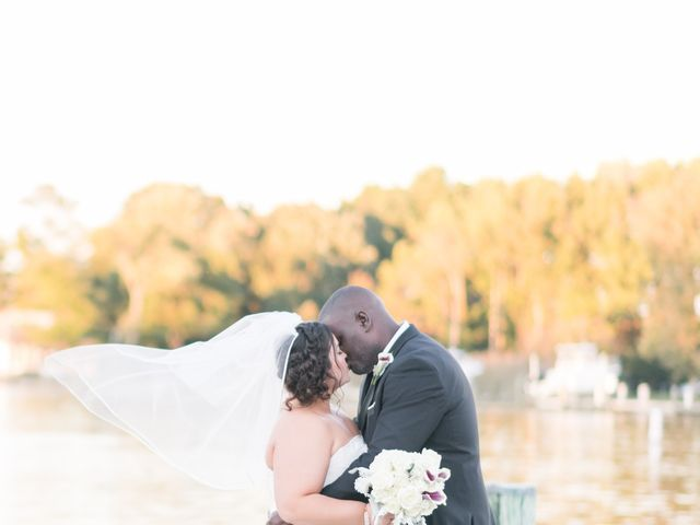 Brian and Rebeca's Wedding in Stevensville, Maryland 330