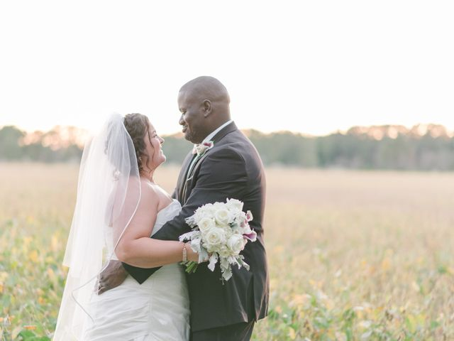 Brian and Rebeca's Wedding in Stevensville, Maryland 346