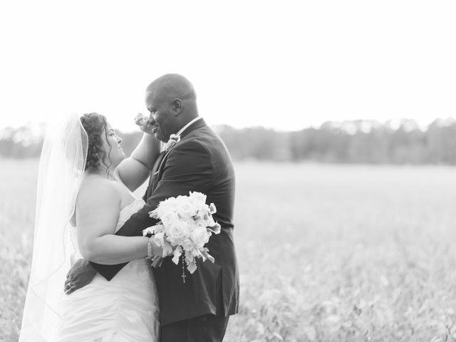 Brian and Rebeca's Wedding in Stevensville, Maryland 347