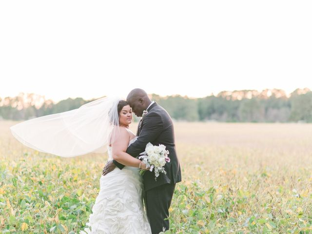 Brian and Rebeca's Wedding in Stevensville, Maryland 348
