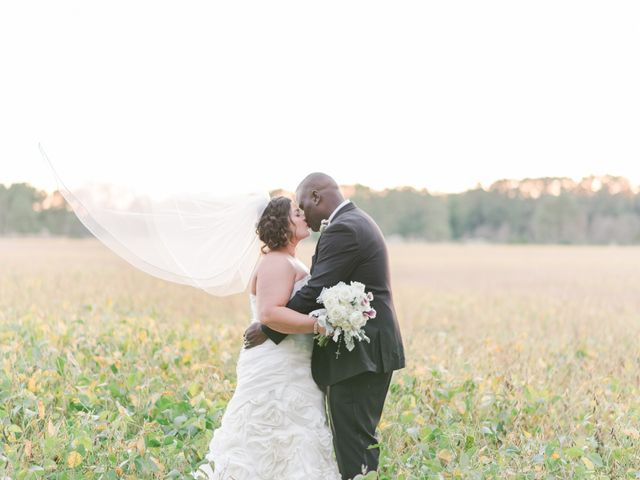 Brian and Rebeca's Wedding in Stevensville, Maryland 350
