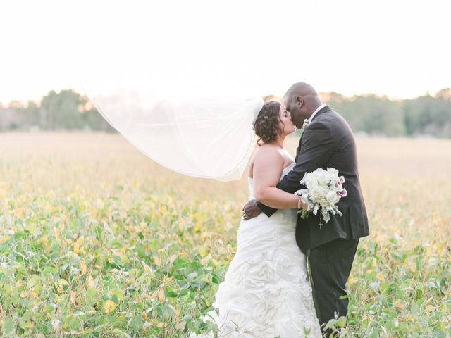 Brian and Rebeca's Wedding in Stevensville, Maryland 351