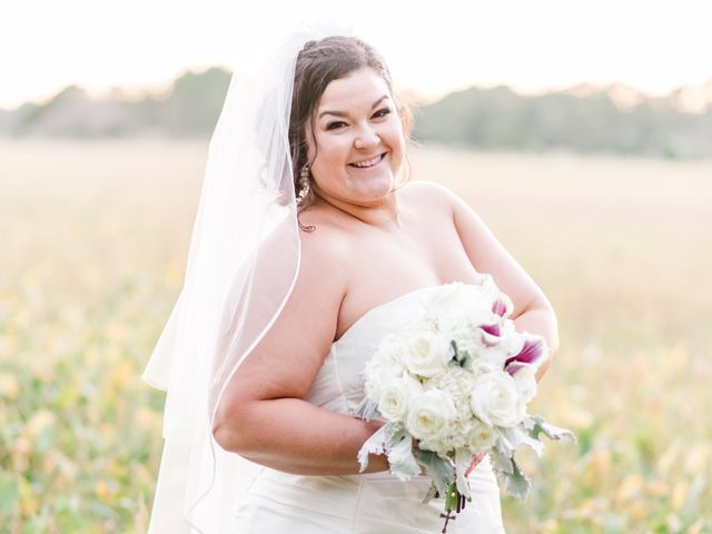 Brian and Rebeca's Wedding in Stevensville, Maryland 353