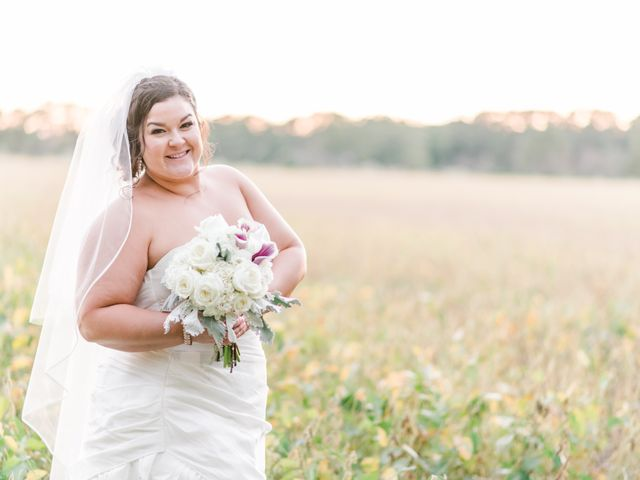 Brian and Rebeca's Wedding in Stevensville, Maryland 355