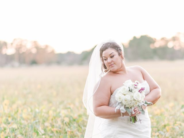Brian and Rebeca's Wedding in Stevensville, Maryland 357