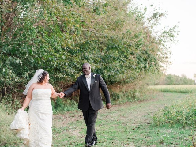 Brian and Rebeca's Wedding in Stevensville, Maryland 366