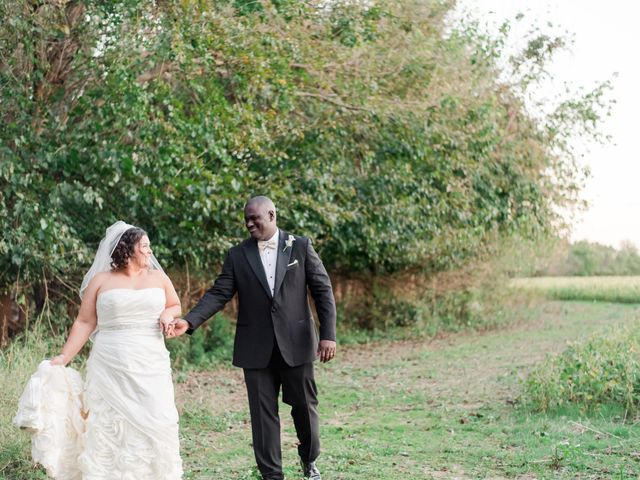 Brian and Rebeca's Wedding in Stevensville, Maryland 367