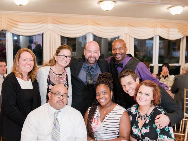 Brian and Rebeca's Wedding in Stevensville, Maryland 371