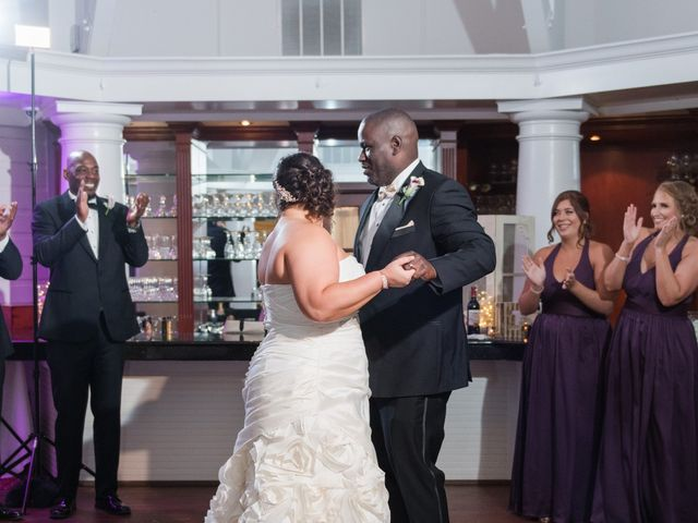 Brian and Rebeca's Wedding in Stevensville, Maryland 382