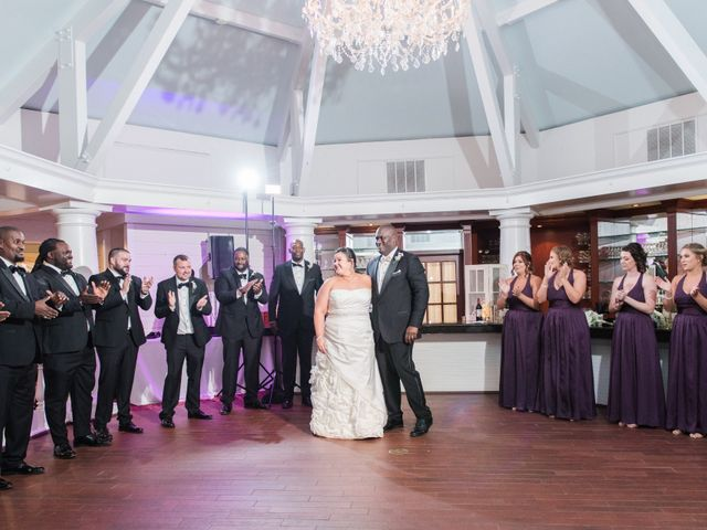 Brian and Rebeca's Wedding in Stevensville, Maryland 383