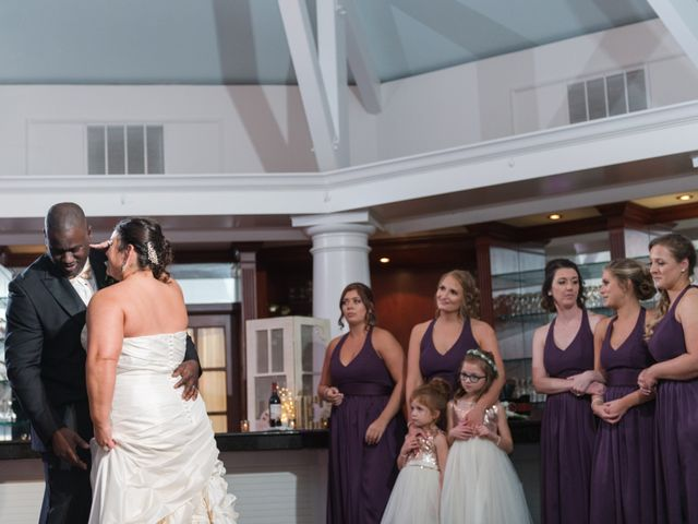 Brian and Rebeca's Wedding in Stevensville, Maryland 386