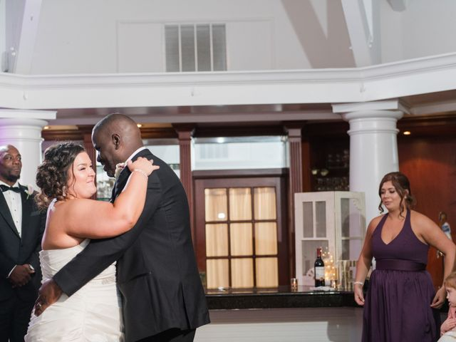 Brian and Rebeca's Wedding in Stevensville, Maryland 387