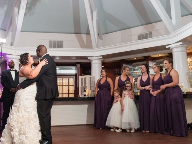 Brian and Rebeca's Wedding in Stevensville, Maryland 388