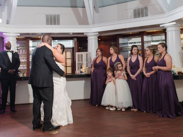 Brian and Rebeca's Wedding in Stevensville, Maryland 390