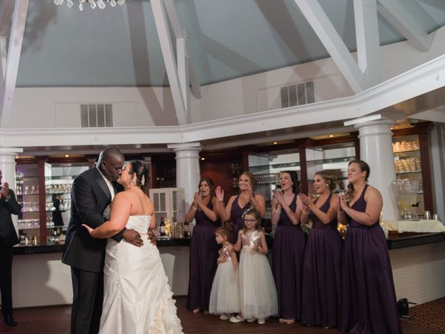 Brian and Rebeca's Wedding in Stevensville, Maryland 392