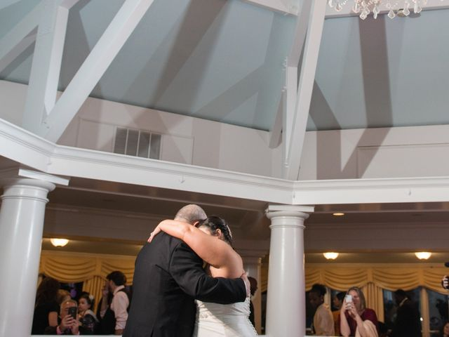 Brian and Rebeca's Wedding in Stevensville, Maryland 393