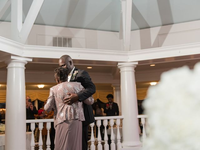 Brian and Rebeca's Wedding in Stevensville, Maryland 403