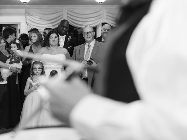 Brian and Rebeca's Wedding in Stevensville, Maryland 413