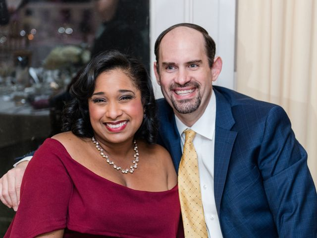 Brian and Rebeca's Wedding in Stevensville, Maryland 430