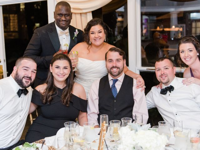 Brian and Rebeca's Wedding in Stevensville, Maryland 448