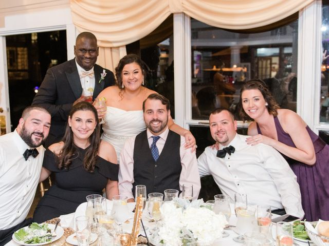 Brian and Rebeca's Wedding in Stevensville, Maryland 449