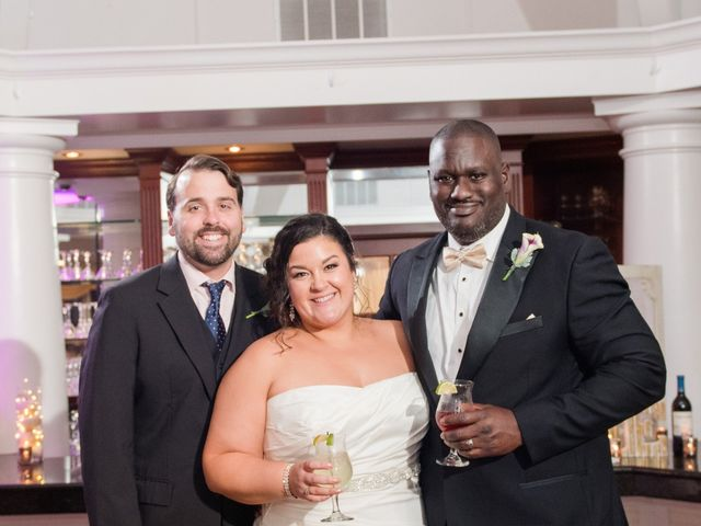 Brian and Rebeca's Wedding in Stevensville, Maryland 450
