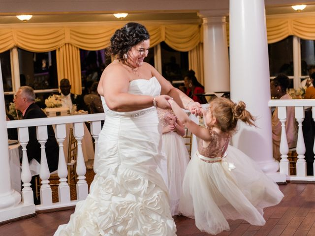 Brian and Rebeca's Wedding in Stevensville, Maryland 455
