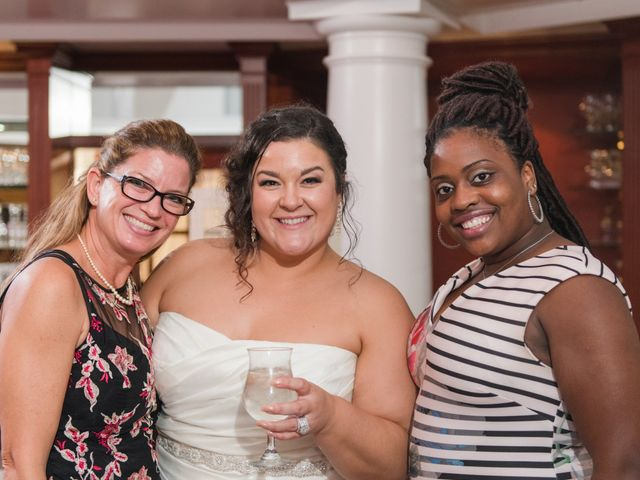 Brian and Rebeca's Wedding in Stevensville, Maryland 459