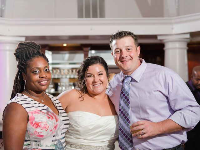 Brian and Rebeca's Wedding in Stevensville, Maryland 466
