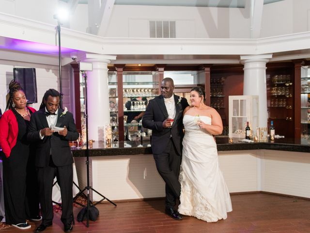 Brian and Rebeca's Wedding in Stevensville, Maryland 473