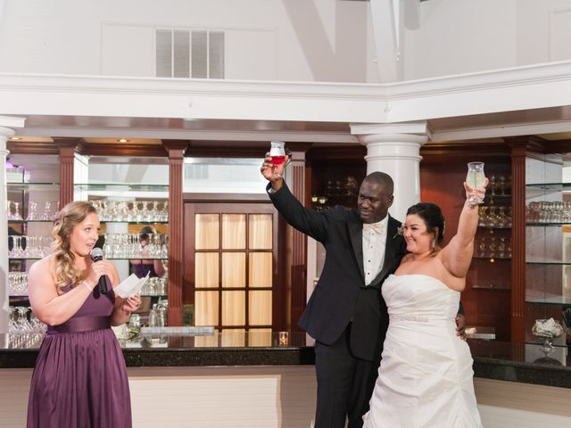 Brian and Rebeca's Wedding in Stevensville, Maryland 479