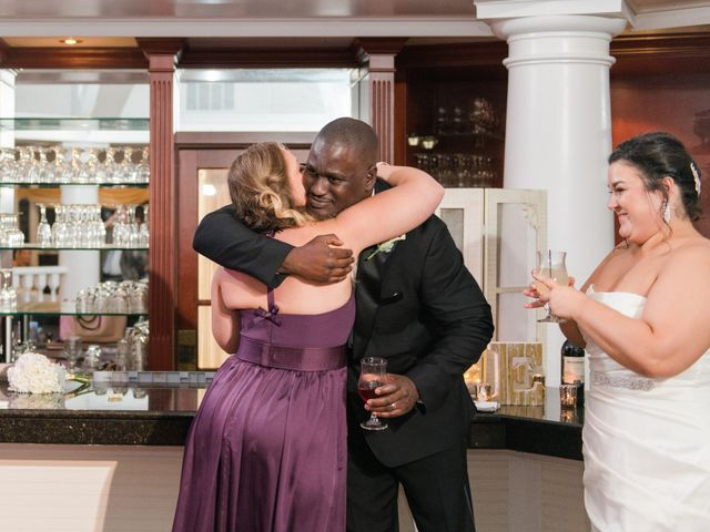 Brian and Rebeca's Wedding in Stevensville, Maryland 481
