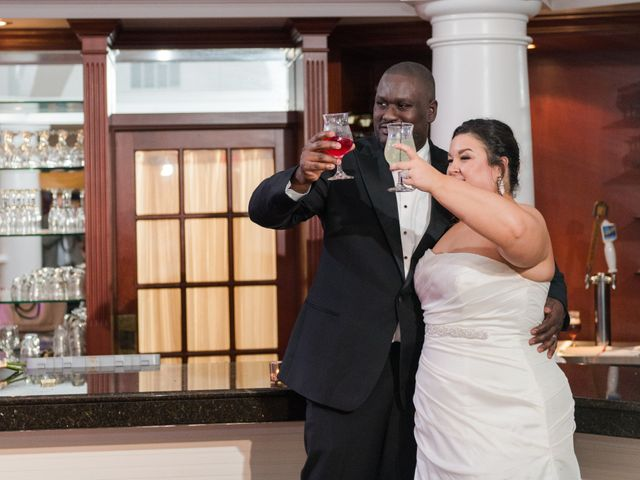 Brian and Rebeca's Wedding in Stevensville, Maryland 483