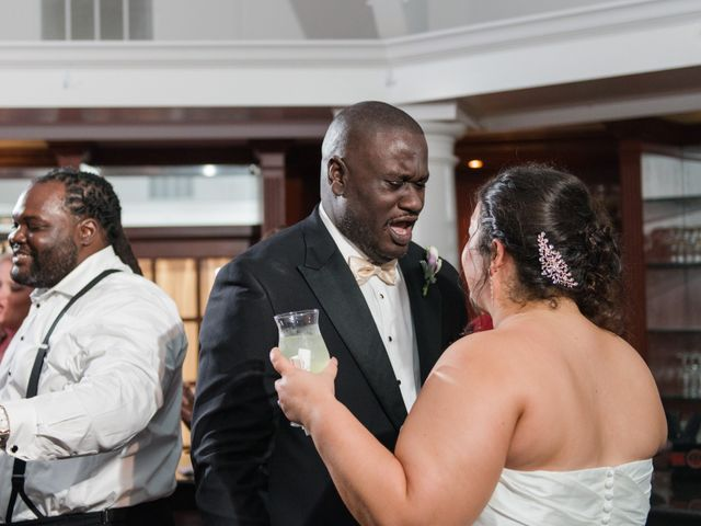 Brian and Rebeca's Wedding in Stevensville, Maryland 523