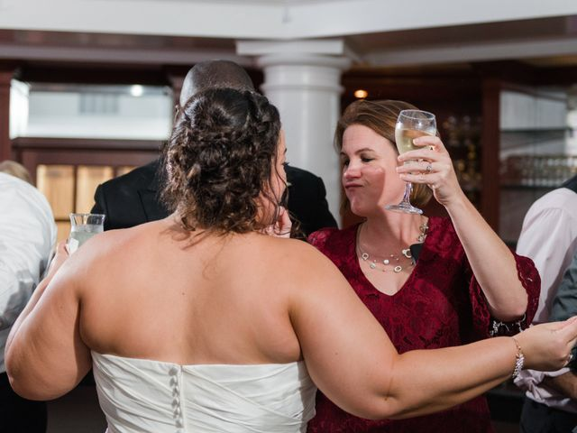 Brian and Rebeca's Wedding in Stevensville, Maryland 524
