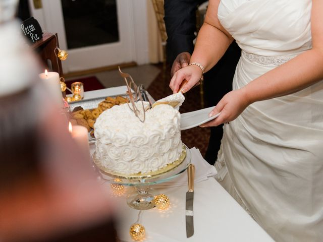 Brian and Rebeca's Wedding in Stevensville, Maryland 540